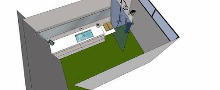 Project Rotselaar - ontwerp en totaalrenovatie badkamer