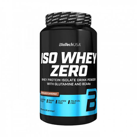 Biotech usa iso whey zero 908g - vanilla