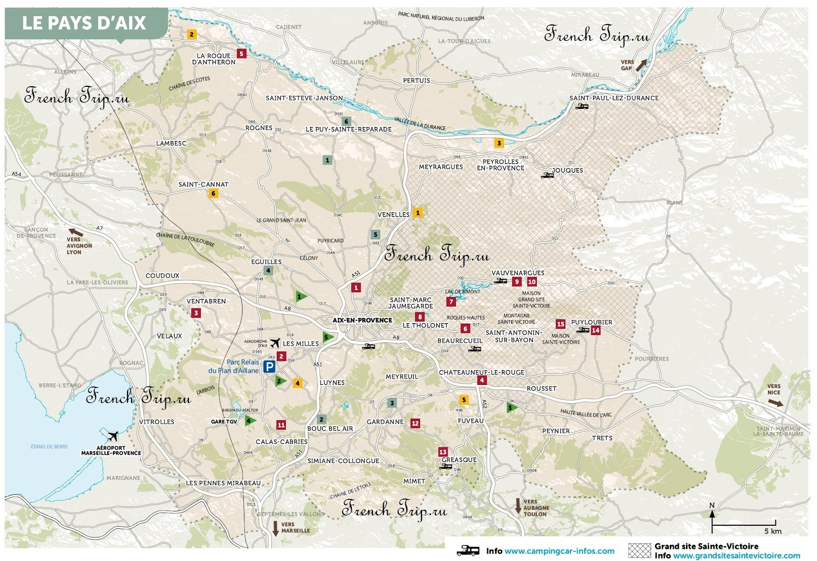 Достопримечательности вокруг Экс-ан-Прованса на карте - Что посмотреть с детьми вокруг Экс-ан-Прованса, достопримечательности и парки для детей в окрестностях Экс-ан-Прованса (Aix-en-Provence), путеводитель Экс-ан-Прованс, вокруг Экс-ан-Прованс, в окрестностях Экс-ан-Прованс, с детьми в Экс-ан-Прованс, для детей Экс-ан-Прованс, детские парки Экс-ан-Прованс, детские музеи Экс-ан-Прованс, достопримечательности Экс-ан-Прованс, Прованс для детей, Франция для детей, путеводитель по Франции, путеводитель по Провансу