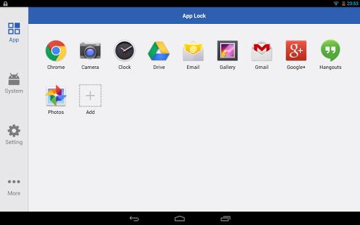 Smart AppLock Free screenshot 8