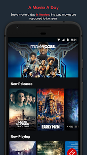 MoviePass Apk 1