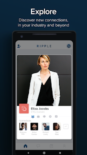 Ripple: The Professional Network- screenshot thumbnail