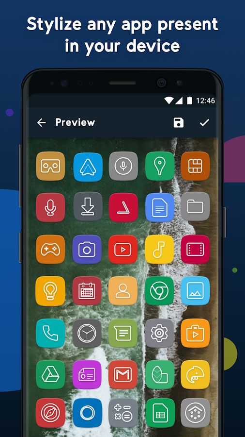 Icon Pack Studio- screenshot