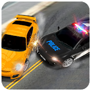 Crime Police Car : Robber Chase Game Simulator 3D