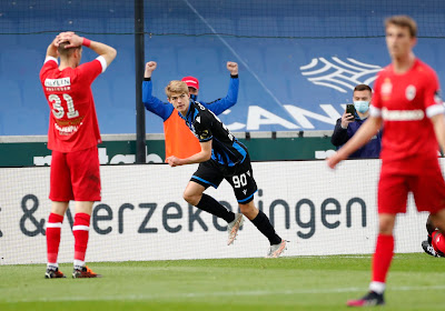 Club brugge pakt eindelijk eerste overwinning in Champions play offs en kan titel nu echt ruiken