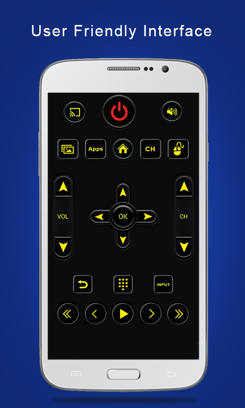Screenshots of Universal TV Remote Control for iPhone