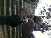 Photo: At the rock of Santiago