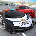 US Police Car Gangster Chase Driving Simulator icon