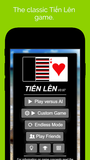 Tien Len Game  1
