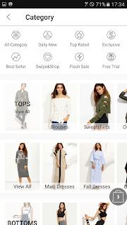 SheIn - Shop Women's Fashion screenshot 02