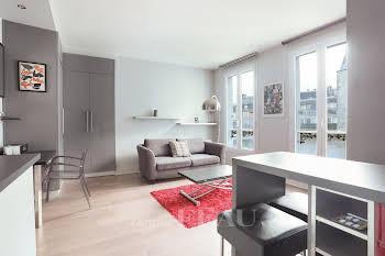 Appartement meublé 2 pièces 30,52 m2