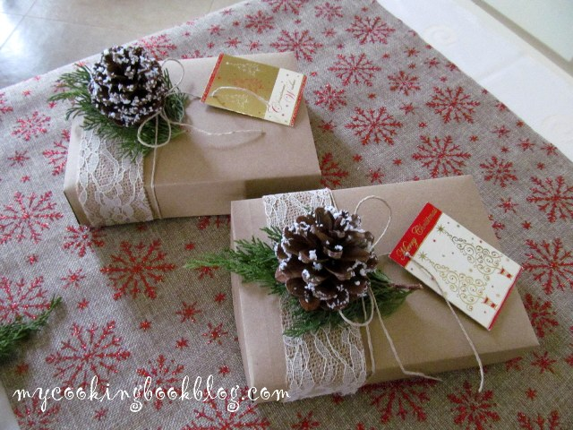Сладки подаръци