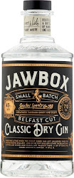 Jawbox Single Estate Gin - 700ml