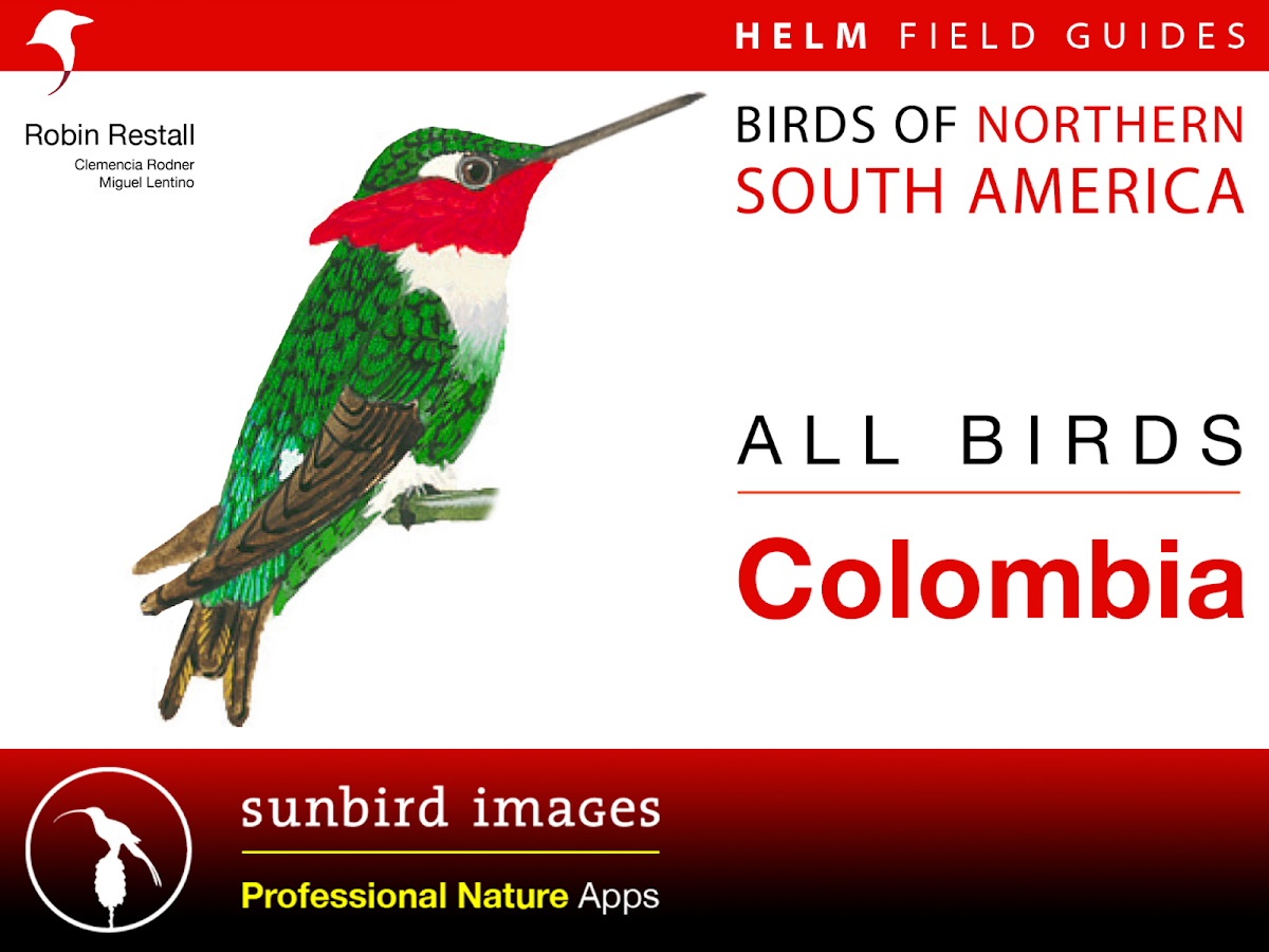 all birds colombia field guide android apps on google play