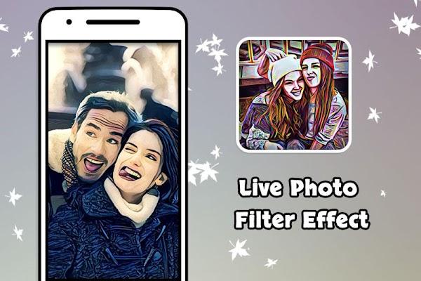 Live Photo Filter Effects - screenshot