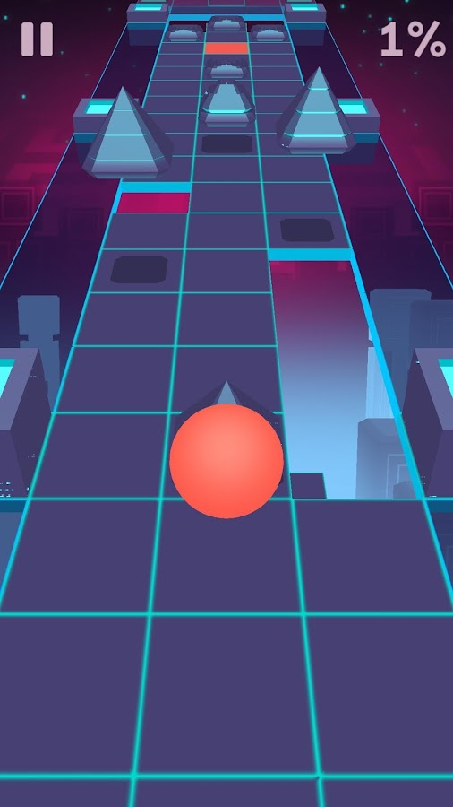 Rolling Ball 3D- screenshot