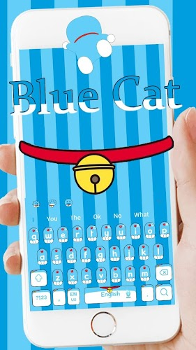 Download Blue Cat Magic Pocket Theme Apk Latest Version App By Nyc Beauty Themes For Android Devices