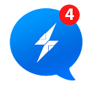 Messenger for Messages,Video Chat,Call ID for Free
