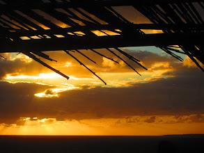 Photo: Sunset at Casapueblo, Punta del Este, Feb 26
