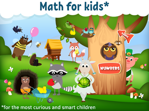 Learning numbers and counting for kids screenshots 11
