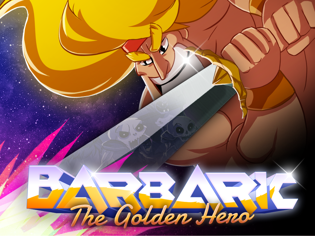 Barbaric: The Golden Hero- screenshot