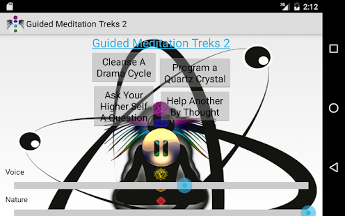 Guided Meditation Treks 2- screenshot thumbnail