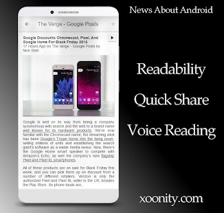 News About Android - Gadgets And Mobile News - náhled