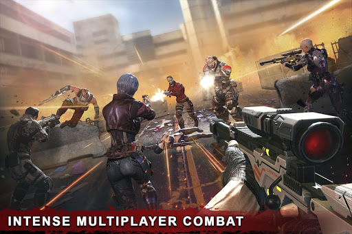DEAD WARFARE: Zombie Shooting - Gun Games Free 2.15.8 screenshots 9