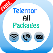 All Telenor Packages 2017