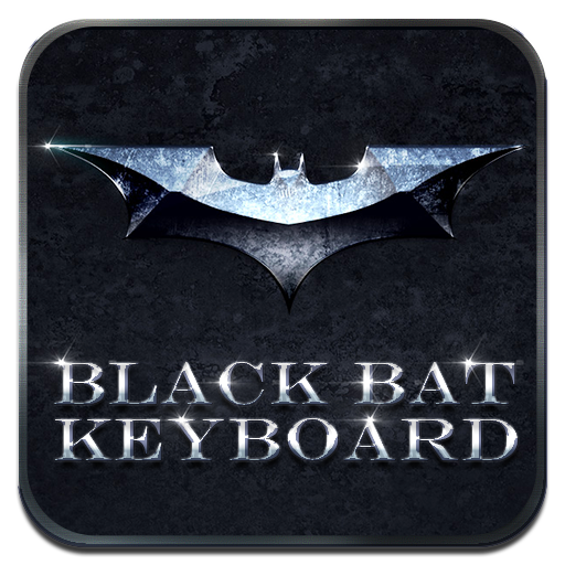 Black Bat Keyboard Theme