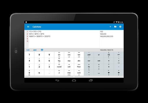 CalcNote Pro - Math Calculator 2.20.58 screenshots 6