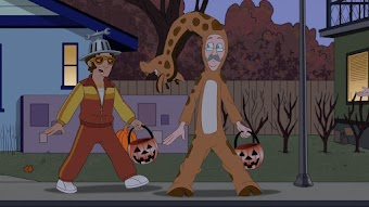 Milo's Halloween Scream-A-Torium!