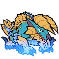 ジンオウガ[水狼]
