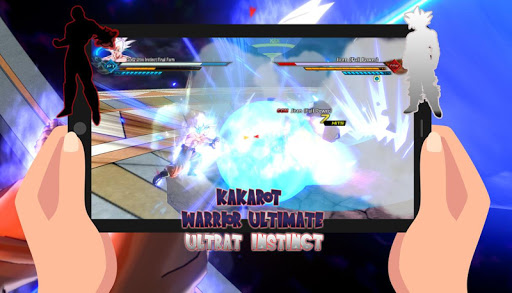 Kakarot Warrior Mastered Ultrat Instinct 2 1.0 screenshots 1