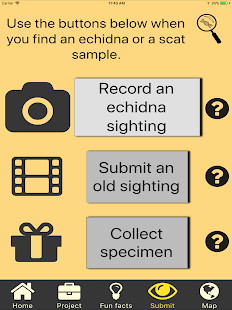 Echidna CSI: Conservation Science Initiative - Apps on