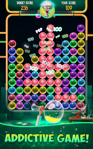 Crazy Lab - Break Bubbles 1.0.0 screenshots 8