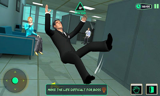 Scary Boss 3D  screenshots 2