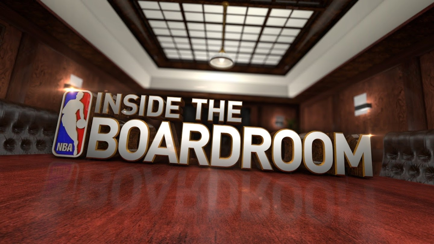Watch Inside the Boardroom live