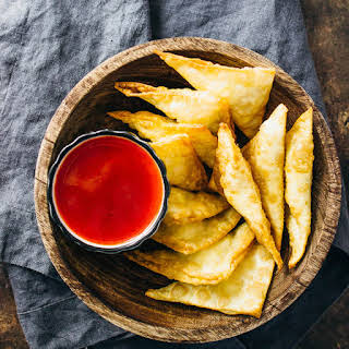 Sweet Cream Cheese Wontons Recipes.