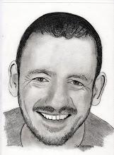 Photo: Portrait crayon Dany Boon