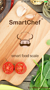 Smart Chef Smart Food Scale - náhled