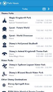 My Disney Experience Screenshot 15