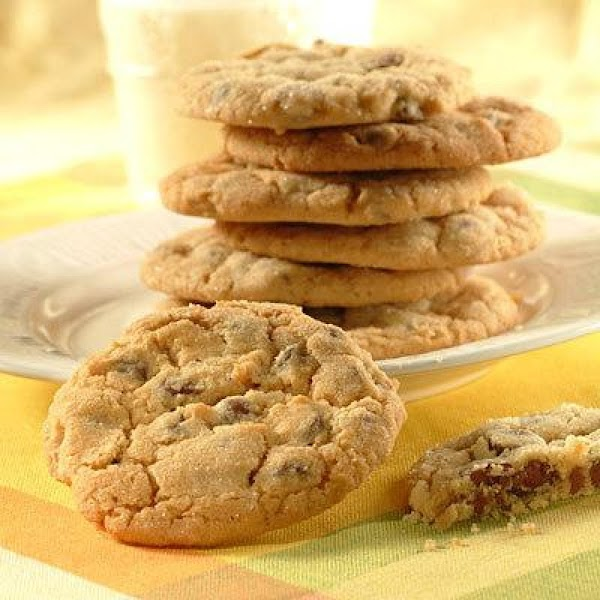Peanut Butter Chocolate Chip Cookies, Diabetic Recipe