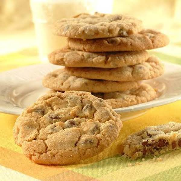 Peanut Butter Chocolate Chip Cookies, Diabetic Recipe