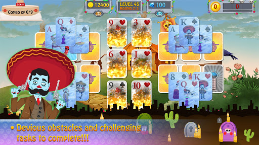 Day of the Dead Solitaire android2mod screenshots 18