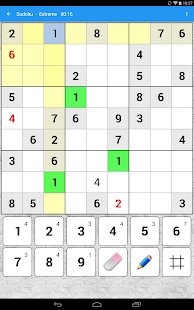 Sudoku Number Place- screenshot thumbnail