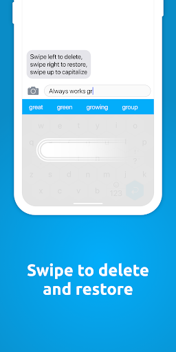 Typewise Keyboard - Swipe & Big Keyboard screenshots 4
