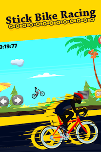 Stick Bike Racing screenshot 8