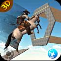 MEGA STREET RAMP RUN HORSE STUNTS 2020 icon