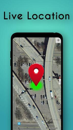 Street View maps & Satellite Earth Navigation 2.2.9 screenshots 4